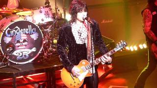 """Cinderella """"Once Around the Ride"""" 8/2/11 Baltimore, Md. Rams Head Live"""