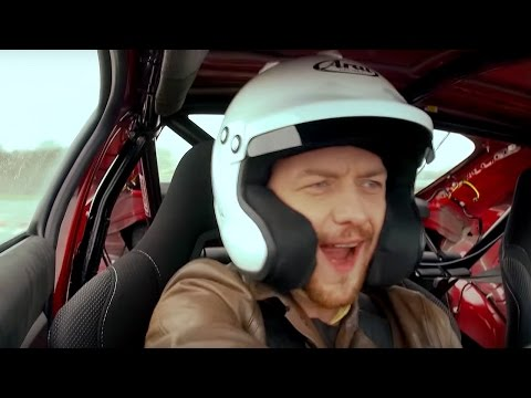 James McAvoy In The NEW Reasonably Fast Car | Top Gear
