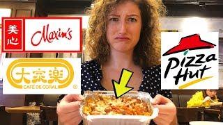意大利女生點評香港肉醬意粉!!   Italian girl tries Hong Kong Spaghetti Bolognese