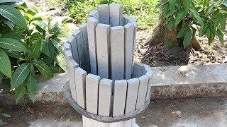 DIY Garden Projects You Can Make - Flower Pot Design Ideas