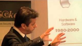 Carlos Creus Moreira Keynote - Inauguration de Wisekey France