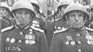 Речь Г. К. Жуков на параде