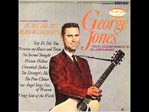 George Jones - The Wrong Side Of The World