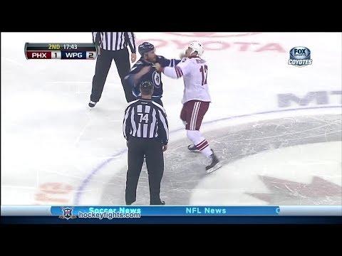Paul Bissonnette vs Anthony Peluso