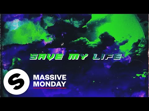 David Guetta & MORTEN - Save My Life (feat. Lovespeake) [Official Lyric Video]