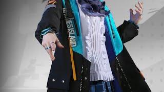 Doctor  - (Arknights) - [1/3 Delusion cosplay] Amiya (Arknights) cosplay costume display