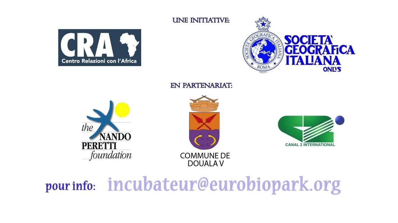 Spot for the Incubateur d'Entreprises Italo-Africaines