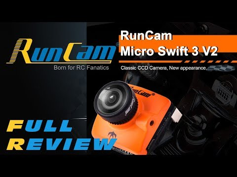 Full review of the new Runcam micro Swift 3 v2 :)
