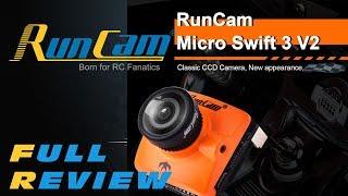 Runcam's 2019 Micro Swift 3 v2 - Best all-round FPV camera? FULL REVIEW