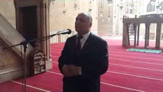 اذان بمقام الكورد للشيخ محمود الطوخى من مسجد السلطان حسن (22/10/2013)