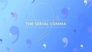 Serial (Comma) Killer