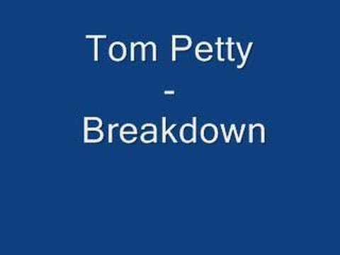 Tom Petty Breakdown Chords