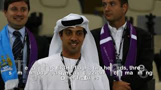 Meet Sheikh Mansour    the mega rich Manchester City owner bankrolling Blues' incredible new