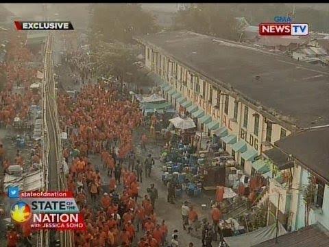 [GMA]  SONA: Maximum security compound, hinalughog ng mga tauhan ng BuCor