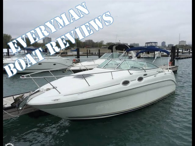 Everyman Boat Reviews - Sundancer 260