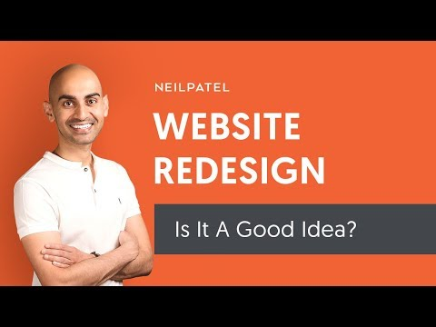 Why You Should NEVER Redesign Your Website, Do THIS Instead