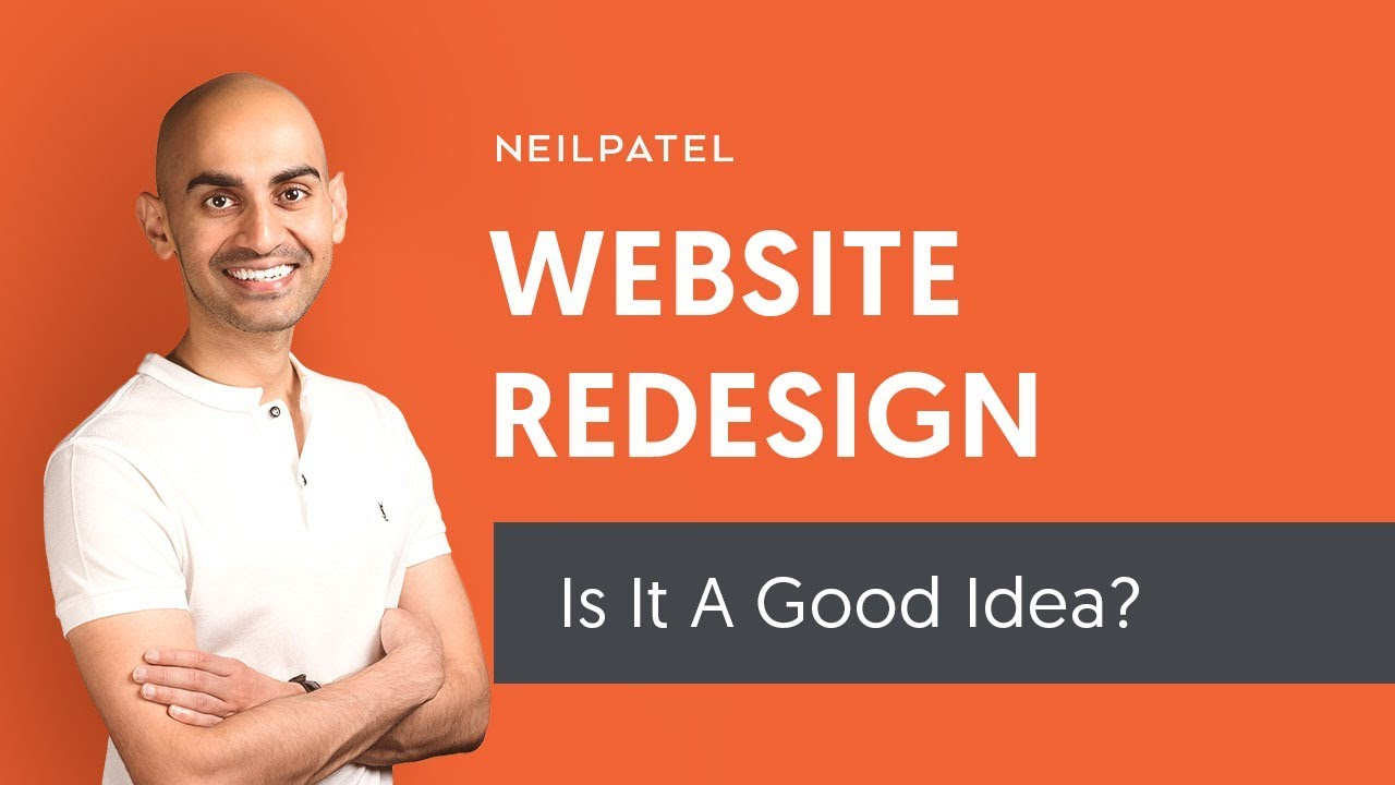 Why You Should Never Redesign Your Website