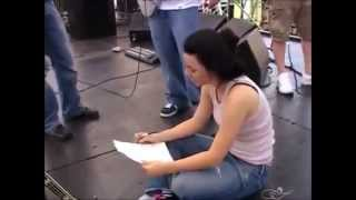 Evanescence Behind The Scenes - Anywhere But Home DVD