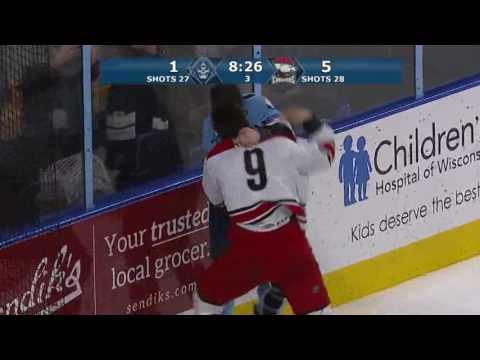 Shawn O'Donnell vs. Mitchell Heard