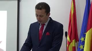 Обраќање на градоначалникот Мицевски по повод Денот на ослободувањето на Крива Паланка