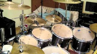 Antalgia - Myth Of The Cave (Drums)