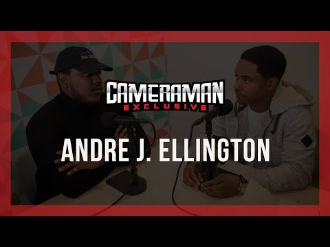 Andre Ellington Talks About His Book The Art Of Journalism, Becoming A Writer, Fatherhood + More.