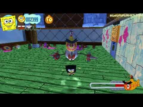 Видео № 0 из игры Spongebob's: Truth Or Square (Б/У) [PSP]
