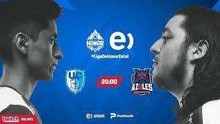 Católica Esports VS Azules Esports | Jornada 12 | Liga de Honor Entel