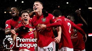 Manchester United's 2019-20 Premier League season so far | NBC Sports