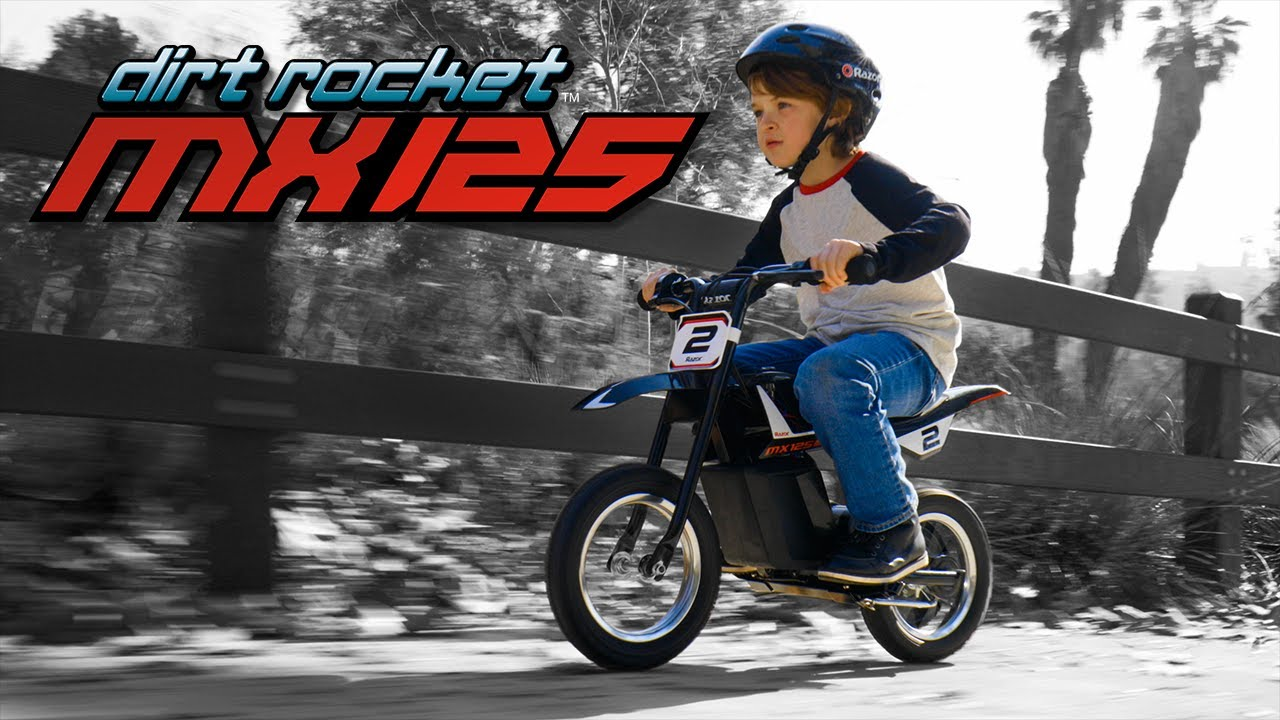 MX125 Ride Video with Features