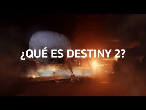 Destiny 2: tráiler oficial