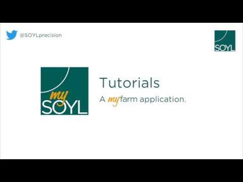 SOYL - MySOYL: Creating an establishment scenario