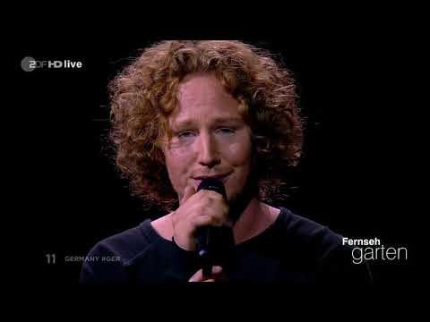 Michael Schulte You Let Me Walk Alone Zdf Fernsehgarten 20052018