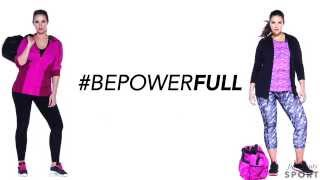 fullbeauty SPORT™ - Plus Size Activewear & Workout Clothes for Women - #BEPOWERFULL