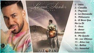 ▶ Romeo Santos UtopÍa 2019 Complete Album 😱