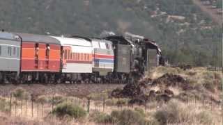 Grand Canyon Railway, Grand Canyon National Park
