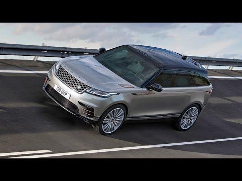 Land Rover  Range Rover Velar Внедорожник класса J - рекламное видео 6