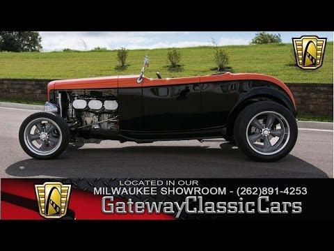 Video of '32 Roadster - KE58