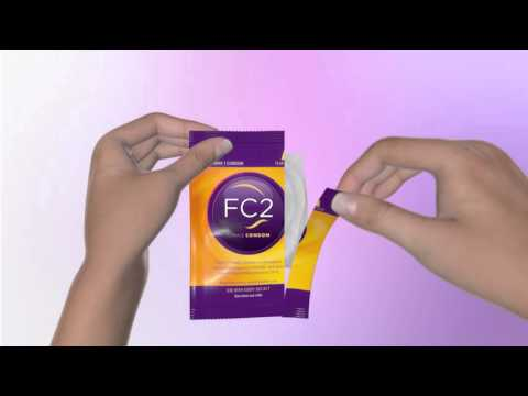 Condoms How to Put On a Condom Video