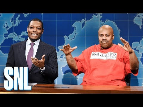 Weekend Update: LaVar Ball on Lonzo's Year - SNL