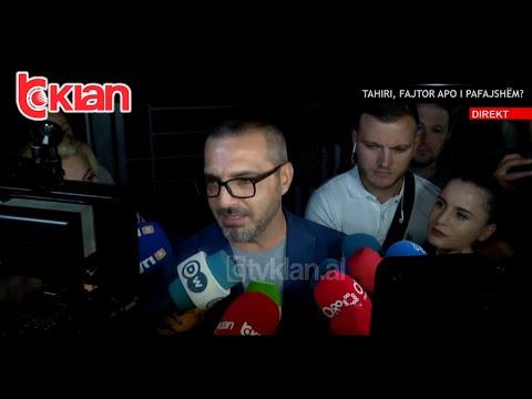 """""""As qesh dot, as qaj dot"""" reagimi i Saimir Tahiri pas vendimit te Gjykates"""