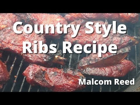 Country Style Ribs   How To Smoke Country Ribs Recipe