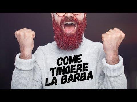 Come tingere la barba | Barber Shop Crew