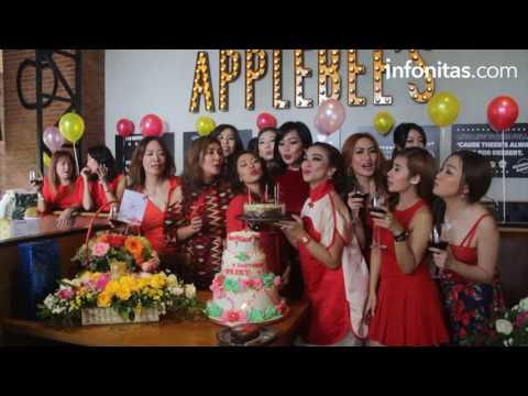 Perayaan Ulang Tahun Feiby Moko - Infonitas.com