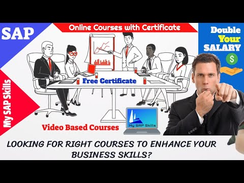 Learn best sap online training free and free courses || Best SAP ...