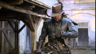 "Сериал ""Мушкетеры"", The Musketeers Costumes & Accessories DVD Extra"