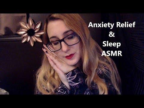 ASMR Sleep Clinic to Help you Sleep ~ Relieve Anxiety ~ Calm you