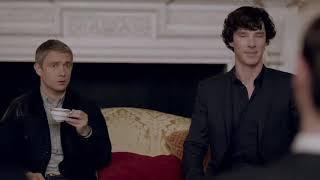 Шерлок и Джон в Букингемском дворце часть 2: Новости о 5 сезоне