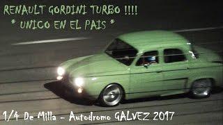 Renault Gordini TURBO!! Increible nunca viste algo asi! UNICO EN ARGENTINA