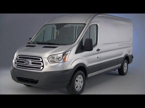Ford  Transit Van Фургон класса M - рекламное видео 3